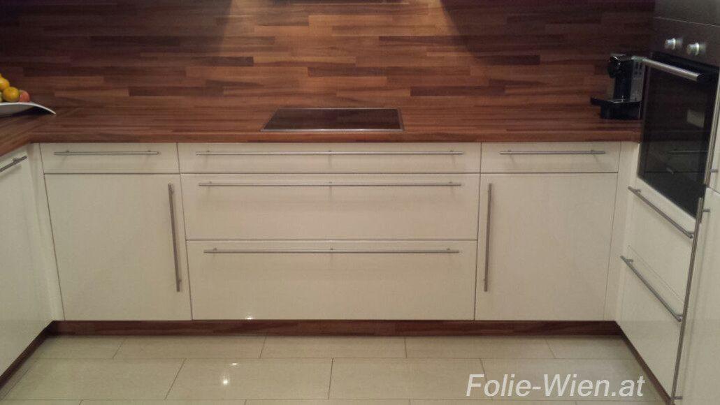 Küchenfolierung Wien | Küchenfolie | Küche |Möbel Folierung